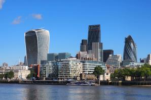 PICTURES: Is this the ugliest building in the UK? 20 Fenchurch Street aka the Walkie Talkie in London wins Carbuncle Cup